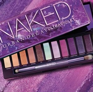 BNIB Urban Decay Ultraviolet Naked Eyeshadow Pale
